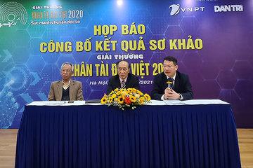 Nhiều sản phẩm dự thi Nhân tài Đất Việt có thể phục vụ chuyển đổi số quốc gia