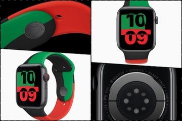 """""""Nhà Táo""""ra mắt Apple Watch phiên bản giới hạn Black Unity Collection"""