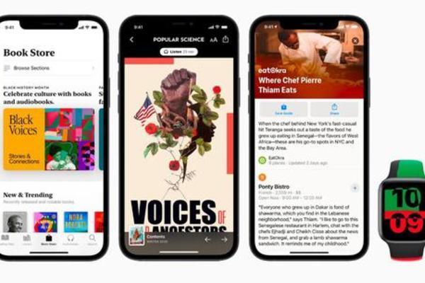 'Nhà Táo'ra mắt Apple Watch phiên bản giới hạn Black Unity Collection