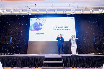 """CEO Getfly: Tôi tin vào giá trị """"chuyển đổi số"""" của Việt Nam"""