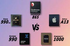 """Cuộc đua chip PC của các """"ông lớn"""" công nghệ toàn cầu"""