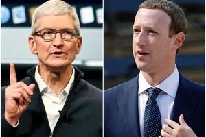 Tim Cook: 'Công ty như Facebook không đáng được tôn trọng'