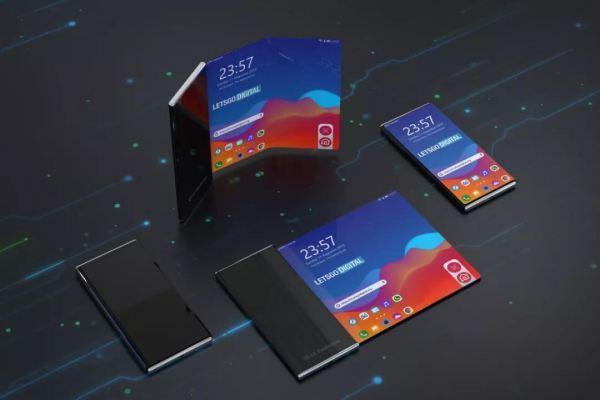 LG,smartphone LG,điện thoại màn hình cuộn