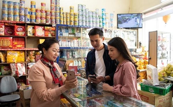 Thanh toán không tiền mặt tại cửa hàng tạp hóa truyền thống, tại sao không?