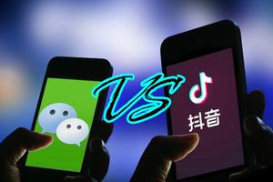 "TikTok ""trở mặt"" với Tencent"
