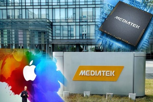 MediaTek tham gia chuỗi cung ứng của Apple