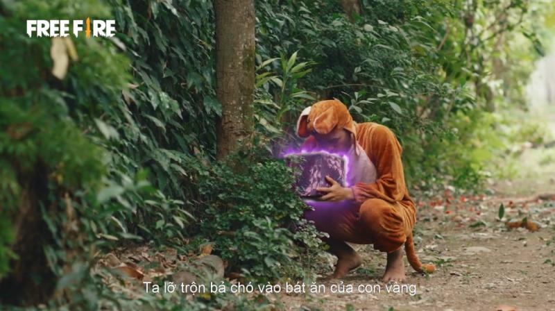 Bác Gấu và Như Hexi bất ngờ xuất hiện trong phim hài Tết của Free Fire, hé lộ game thủ có thể nhận được Hộp Ma Thuật và hàng ngàn quà tặng hấp dẫn!