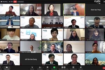Cách học trực tuyến ngành CNTT của Việt Nam được áp dụng tại Nhật