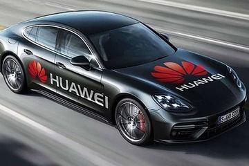 Huawei rục rịch chuyển sang làm xe hơi?