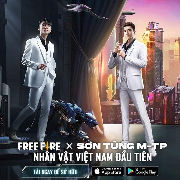 """Sơn Tùng M-TP nói về sự hợp tác với Free Fire: """"Đây là nơi Tùng có thể kết nối với gia đình Sky ở một thế giới vô cùng đặc biệt"""""""