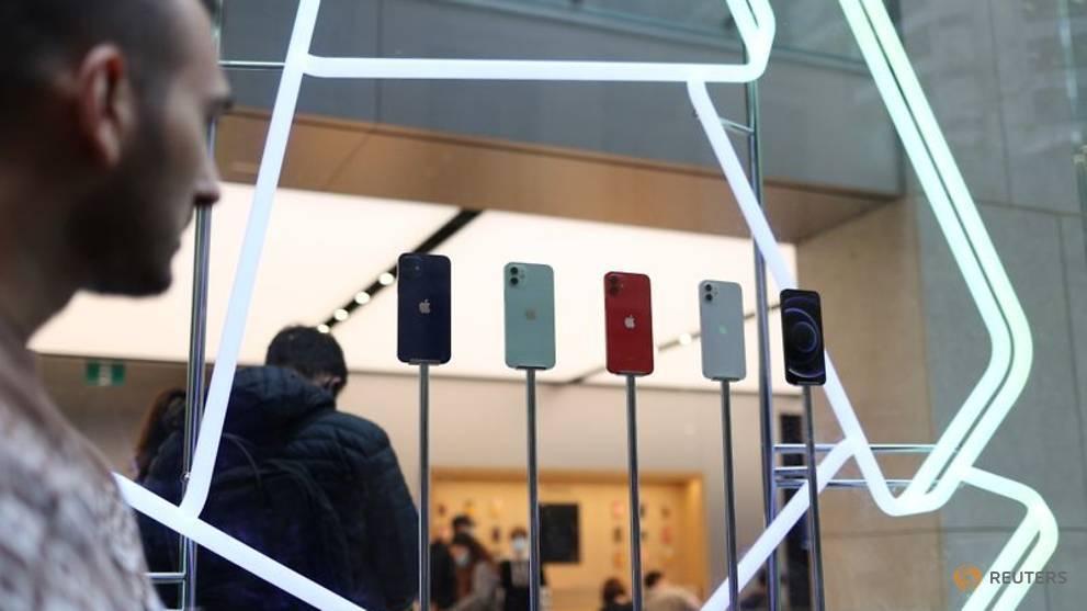 Apple có thể dừng sản xuất iPhone 12 mini