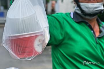 Ứng dụng giao đồ ăn giúp giảm tải cho bà nội trợ ngày Tết
