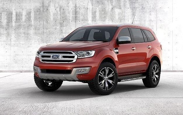 Ford Ranger,Everest,triệu hồi Ford Ranger,Ford Everest,triệu hồi