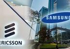 Ericsson và Samsung 'đại chiến' vì bằng sáng chế thiết bị mạng 5G