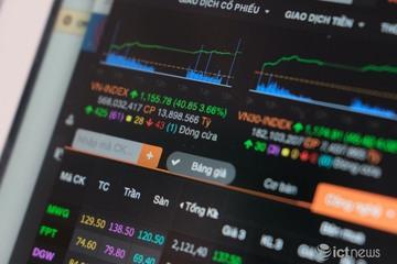 VN-Index tăng điểm, cổ phiếu công nghệ xanh đều