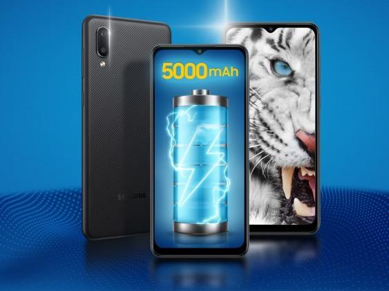 Samsung ra điện thoại pin 5.000mAh, giá 2,39 triệu đồng