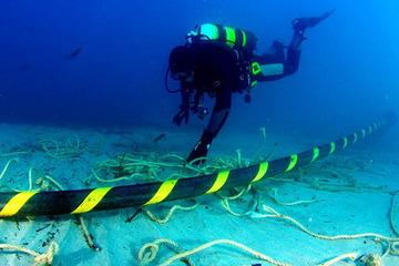 Tuyến cáp quang biển IA bắt đầu được sửa từ hôm nay