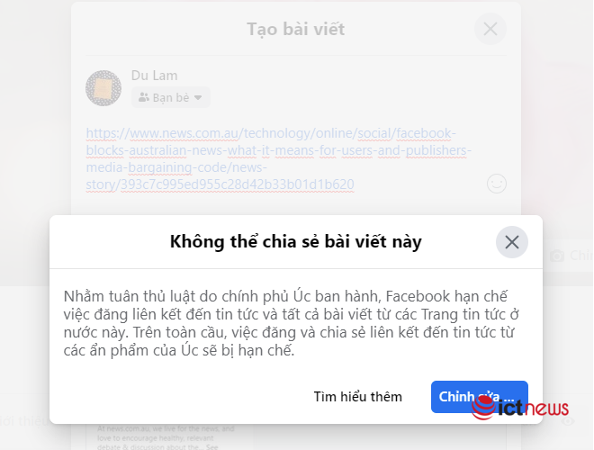 Bảng tin Facebook thay đổi thế nào từ hôm nay?