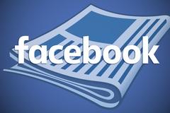 Gây sốc toàn cầu, Facebook chưa đóng góp đáng kể cho báo chí