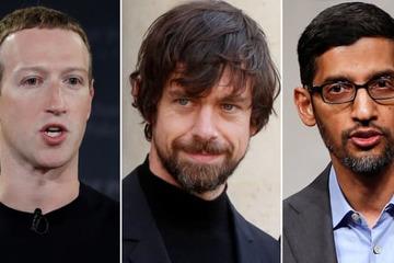 Ba ông trùm công nghệ Mỹ tiếp tục ra điều trần