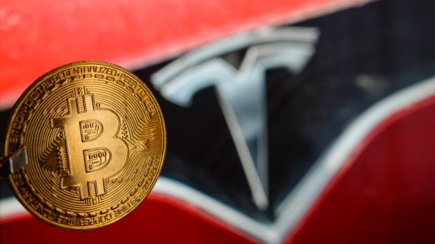 bitcoin,Tesla,Elon Musk