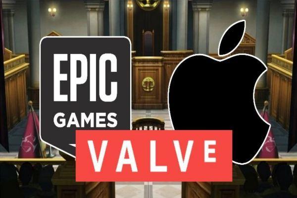 Valve,Epic Games,Apple