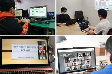 Nền tảng họp trực tuyến Việt thất thế trên sân nhà, vì đâu nên nỗi?