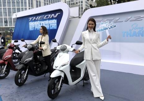 Feliz và Theon – Bộ đôi xe máy điện đáng mua nhất năm