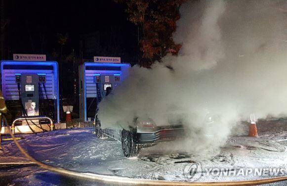Hyundai,triệu hồi,nguy cơ cháy xe điện,pin xe điện,Kona EV,xe điện Kona
