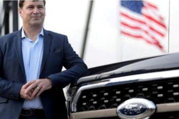 CEO Ford kêu gọi Chính phủ Mỹ hỗ trợ sản xuất pin và hạ tầng xe điện