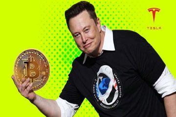 """Tesla đầu tư vào Bitcoin và Musk đang """"chơi với lửa"""""""