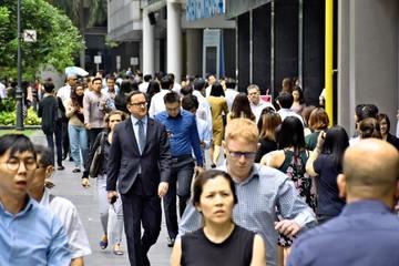 Singapore cấp thị thực công nghệ cho người kiếm 15.000 USD/tháng