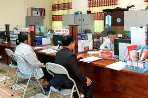 Thái Nguyên công bố danh mục hơn 1.200 dịch vụ công trực tuyến mức 4