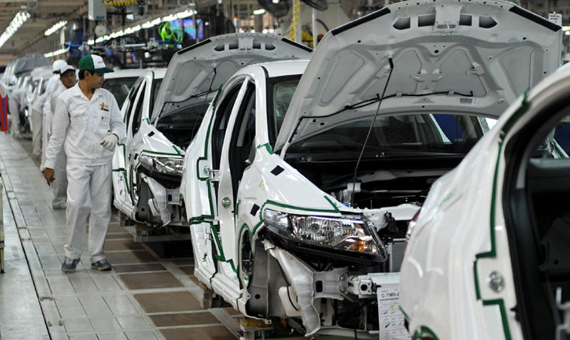 Thị trường ô tô Việt Nam lớn thứ 4 khu vực Đông Nam Á