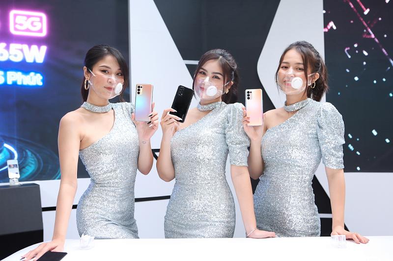OPPO ra mắt thêm Reno5 5G tại Việt Nam với giá dễ tiếp cận hơn flagship
