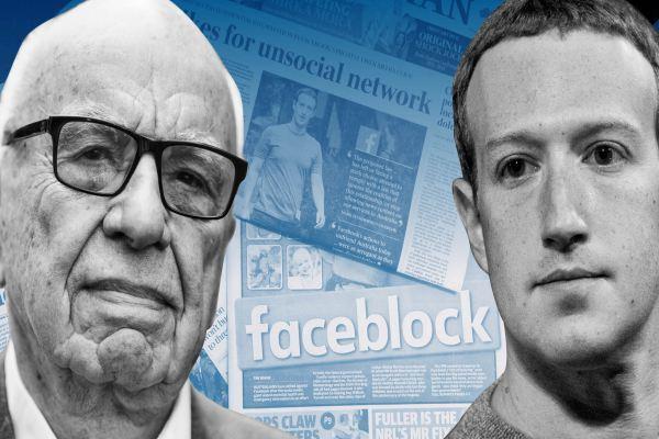 """Chặn tin tức ở Australia, Facebook """"chĩa mũi giáo"""" vào Đế chế Murdoch?"""