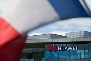 Pháp bắt đầu 'thanh lọc' Huawei
