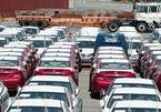 Xe nhập khẩu nguyên chiếc tiếp tục giảm