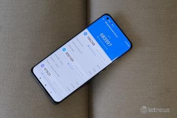 Xiaomi Mi 11 có điểm hiệu năng cao nhờ Snapdragon 888