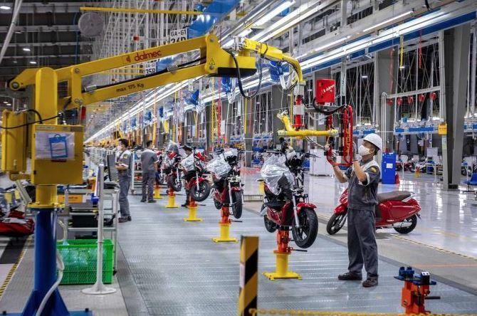 Thị trường xe hai bánh Việt Nam lớn thứ 4 thế giới