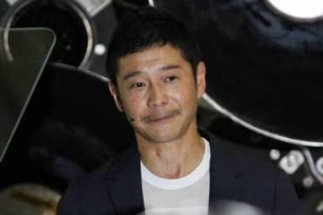Tỷ phú Nhật sẽ đưa 8 khách mời lên Mặt trăng bằng tên lửa của SpaceX