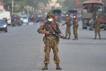TikTok nhận trách nhiệm gỡ nội dung mang tính bạo lực của binh sĩ Myanmar