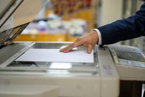 Hãng máy photocopy cũng phải chuyển đổi số, bỏ thiết bị văn phòng truyền thống