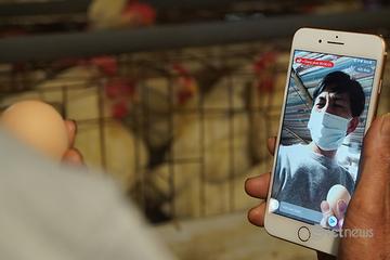 Chuyến hàng mở màn chiến dịch đưa nông sản Việt Nam lên sàn thương mại