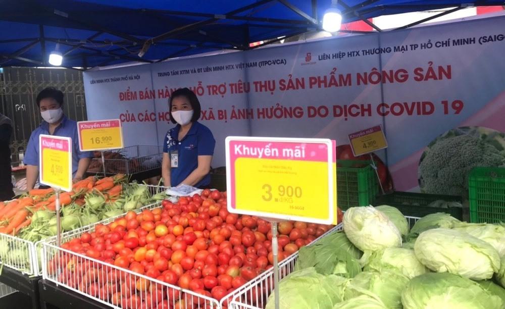 Mạng xã hội, siêu thị chung tay giải cứu nông sản Hải Dương