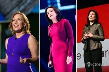 Những nữ tướng quyền lực nhất Thung lũng Silicon