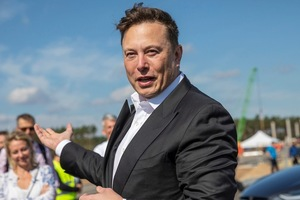 Elon Musk mất 27 tỷ USD tuần trước