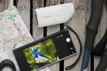 Ống nhòm kiêm máy quay của Canon sắp bán tại Việt Nam