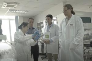 Công ty giải mã gen của Việt kiều Mỹ nhận đầu tư 2,5 triệu USD