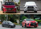 """Top 10 xe bán chạy nhất Việt Nam: VinFast """"đánh bại"""" cả Toyota Vios, Hyundai Accent"""